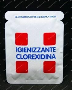 Salviette  Igienizzanti Clorexidina