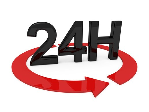 Spedizione H24