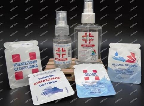 Prodotti Igienizzanti