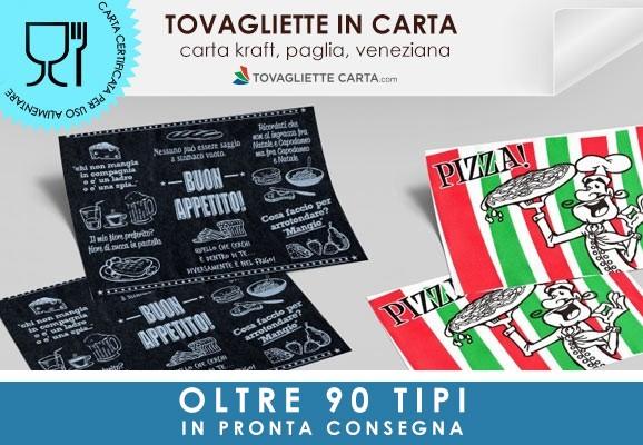 Tovagliette Carta